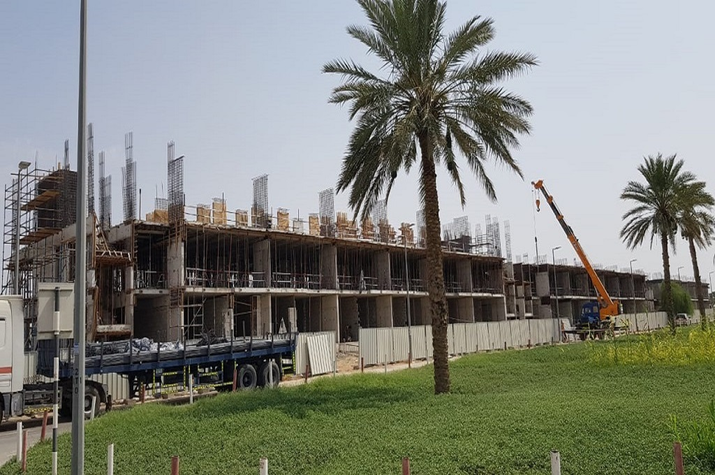 Residential Buildings - Staff Accommodation Complex for Emirates National School, Al Ain